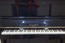 Пианино August Forster черное