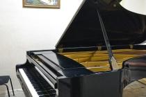 Концертный рояль Petrof черный