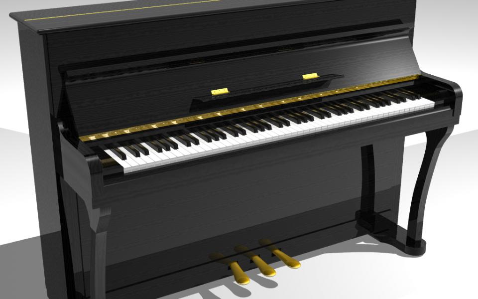 Как выглядит рояль